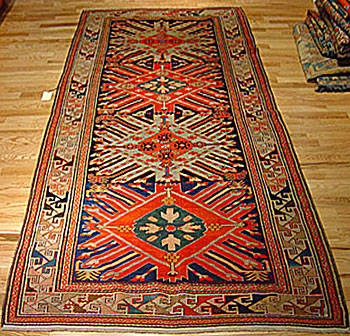 Anatolia Tribal Rugs and Weavings Antique Eagle Kazak