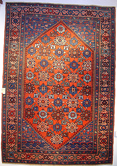Antique Armenian Carpet