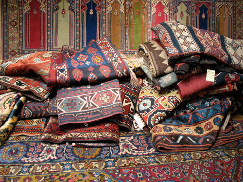 Anatolia Rugs And Weavings